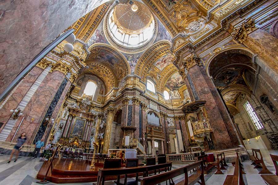 Churches in Rome