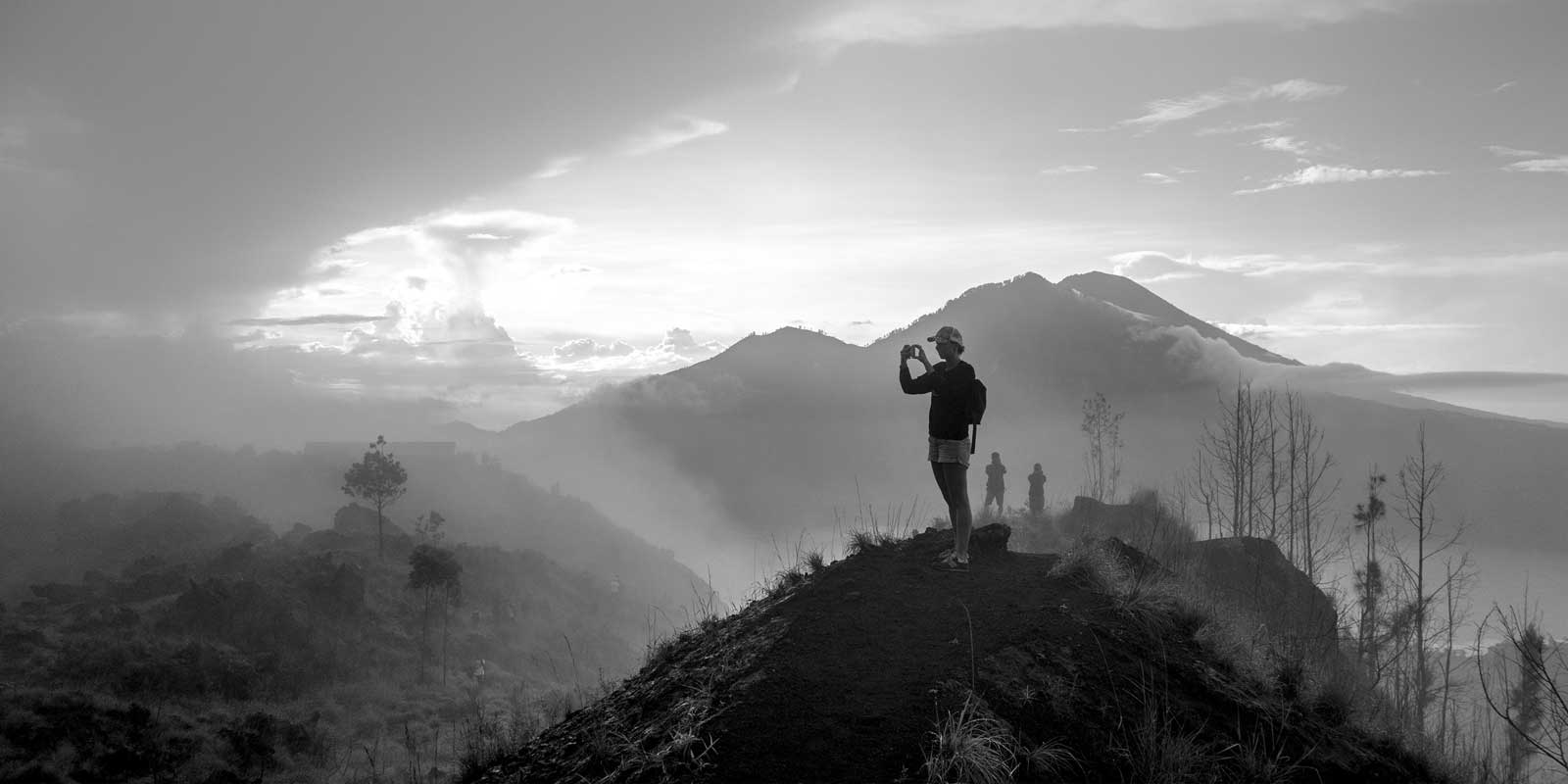 Hiking an Active Volcano; The Mount Batur Sunrise Trek