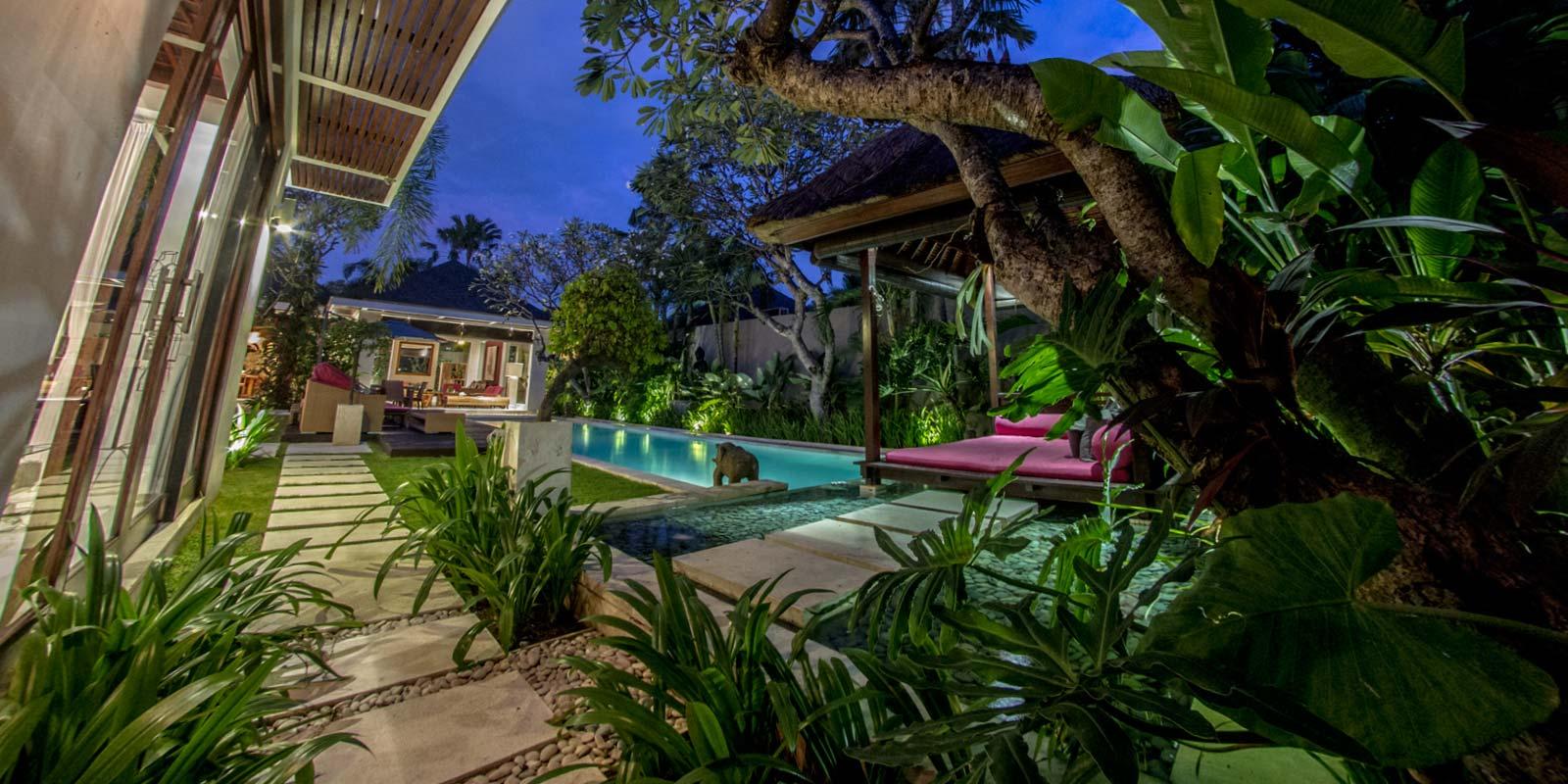Taking a sneaky peek into Bali's super luxury villas