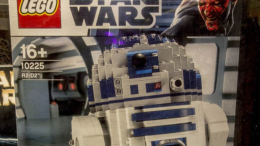 Star Wars Lego kits