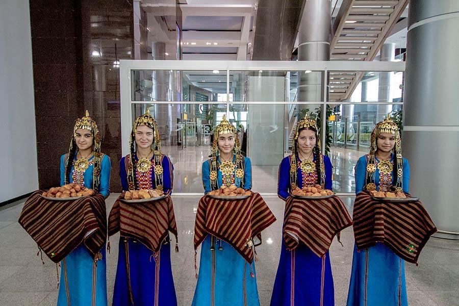 Turkmenistan Silk Road