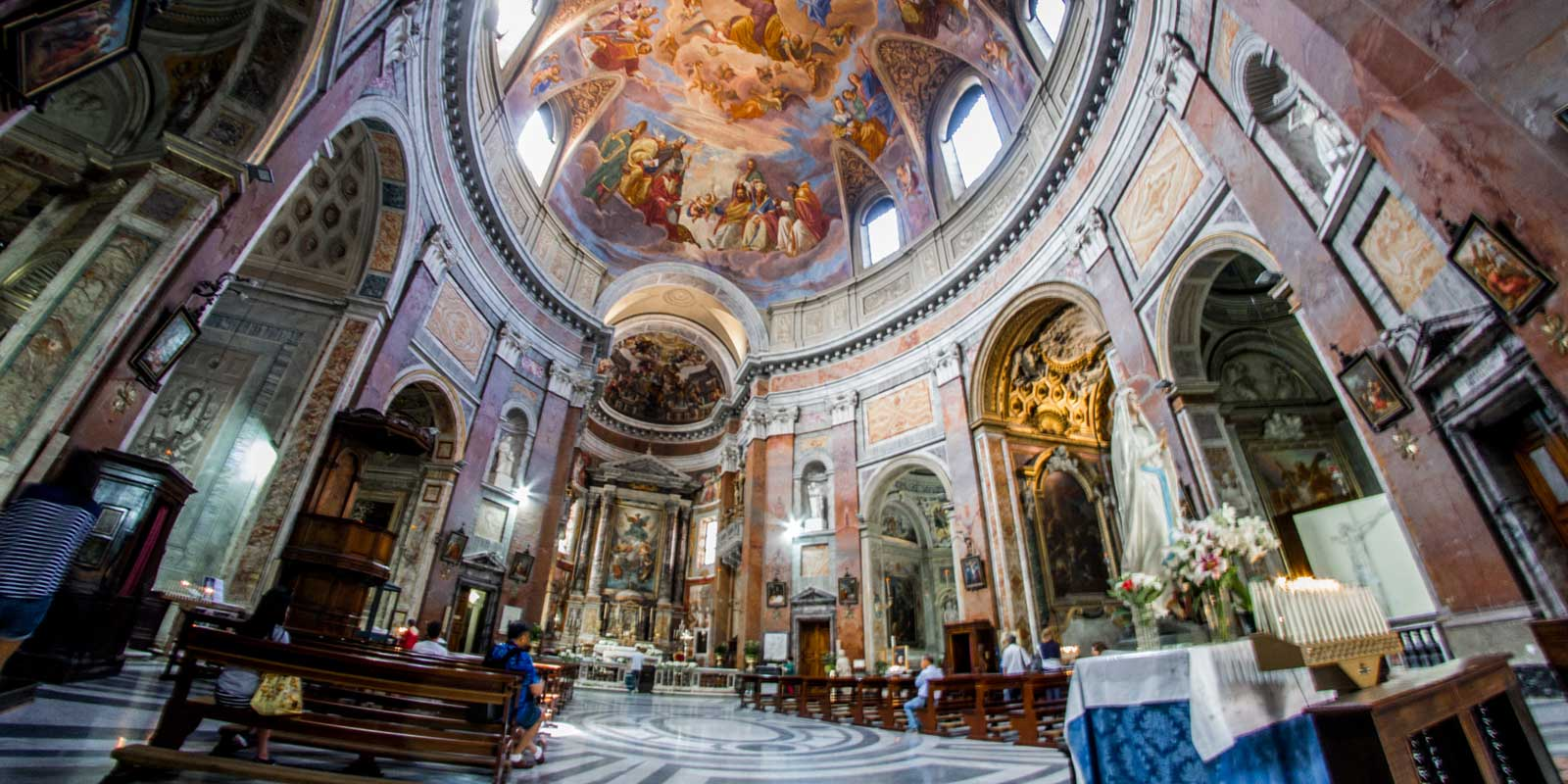10 Must See Churches in Rome; How To Find Them, What to Look For